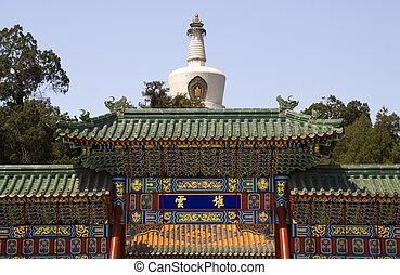Cloud Gate Beihai Beijing