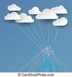 Cloud networking concept