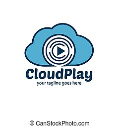 Cloud Play Logo