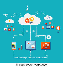 Storage and Synchronization - Cloud Storage and...