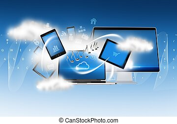 Cloud Storage For Multimedia. Cloud Technology Abstract...