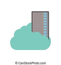 cloud technology data server storage
