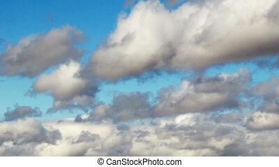 Cloud, Time Lapse