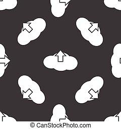 Cloud upload pattern