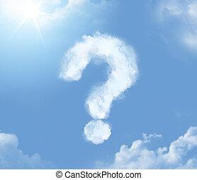 cloudlet, pergunta, forma, flossy, marca