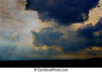 clouds 3993