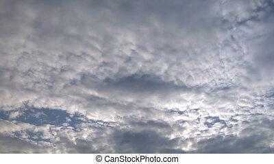 clouds 421 - cloud timelapse