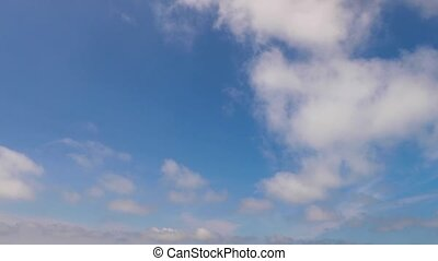 Clouds Are Coming Loop - Looping one minute footage features...