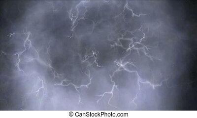 clouds flashlight 4k