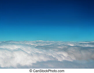 Clouds From Plane 2