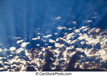 Clouds in the Afternoon