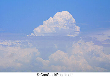 clouds - Outstanding cloud formation