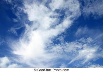 Clouds pattern