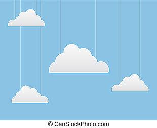 Clouds Strings