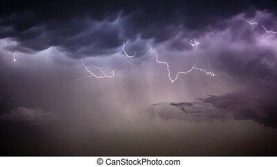 cloudscape , βίδα , κεραυνός
