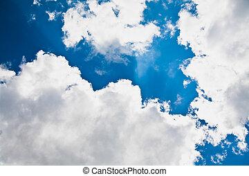 cloudscape, 天国