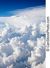 cloudscape, desde arriba