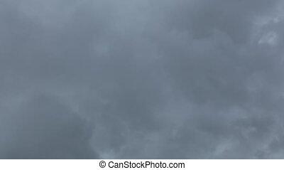 Cloudscape HD Time Lapse Footage