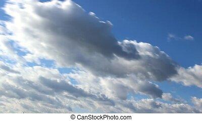 cloudscape fast in summer