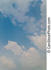 cloud&sky
