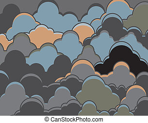 Cloudy background