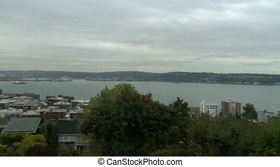 Cloudy Seattle morning - pan (3 of 4)