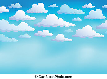 cloudy sky vector clipart royalty free 14 209 cloudy sky clip art rh canstockphoto com sky clipart free sky clipart background