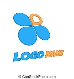Clover concept of logo