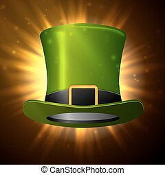 St. Patrick's Day - Clover design, perfect for St. Patrick's...