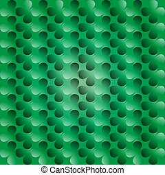 Clover green abstract background