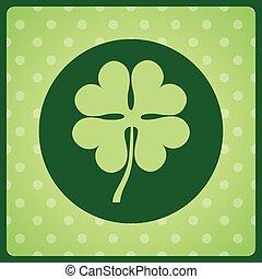 clover leaf design