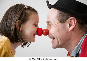clown, arts