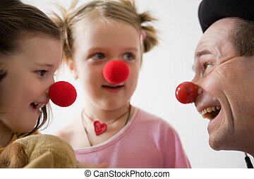 clown-doctor