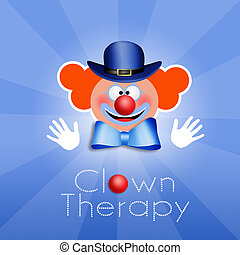 Clown Therapy - illustration for Clown therapy
