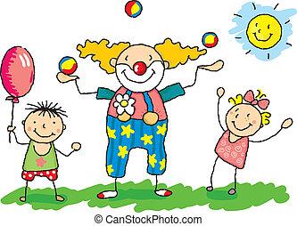 clowni