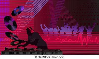club, dj
