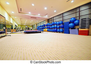 club forme physique