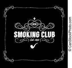 club, fumer