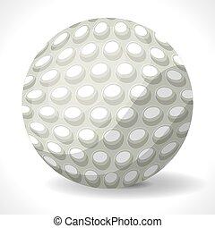 club, golf, ontwerp