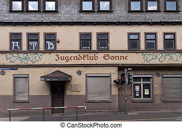 club jeunesse