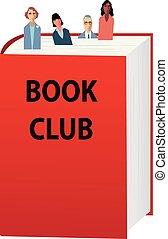 club, libro