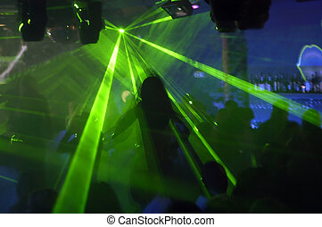 club, notte