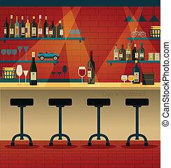 club, &, restaurant