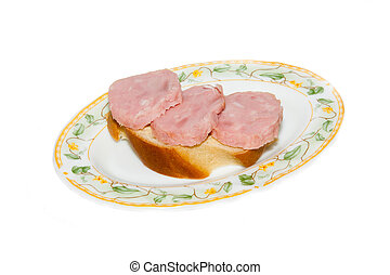 club sandwiches with