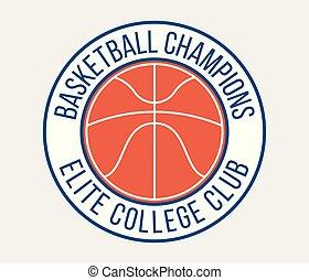 clube, basquetebol