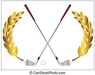 clubs, golf
