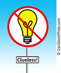 clueless, sinal estrada