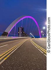 clyde, τόξο , γέφυρα , γλασκώβη