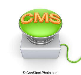 CMS button.