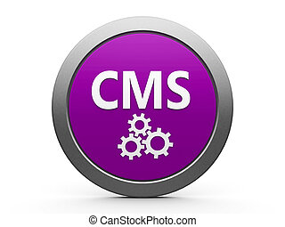 cms, icône